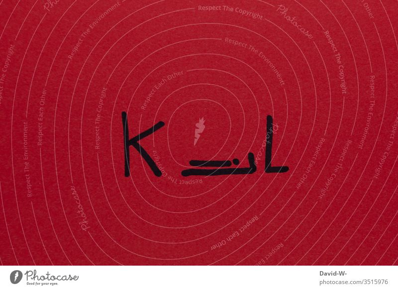 Kill - Clash of words kill Killer Assassin Murder Wordplay Creativity creatively Fear blossom Death Colour photo Force Panic Criminality Brutal Red Threat