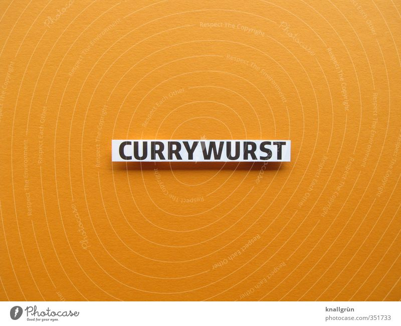 currywurst Food Meat Sausage Hotdog Nutrition Fast food Eating Fragrance Delicious Orange Emotions Appetite Gluttony Voracious cult Snack Fat Rich in calories