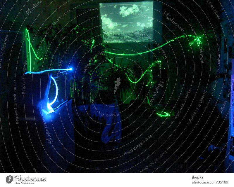 Nature Dark Life Room Conduct Surrealism Neon light Exhibition