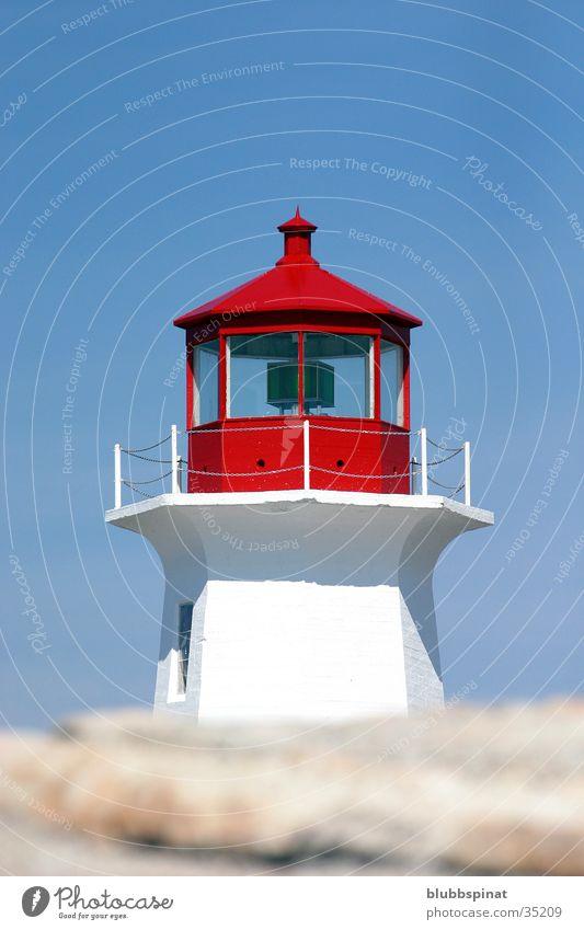 Peggy's Cove Lighthouse Canada East coast Architecture Sun Sky nova Scotia