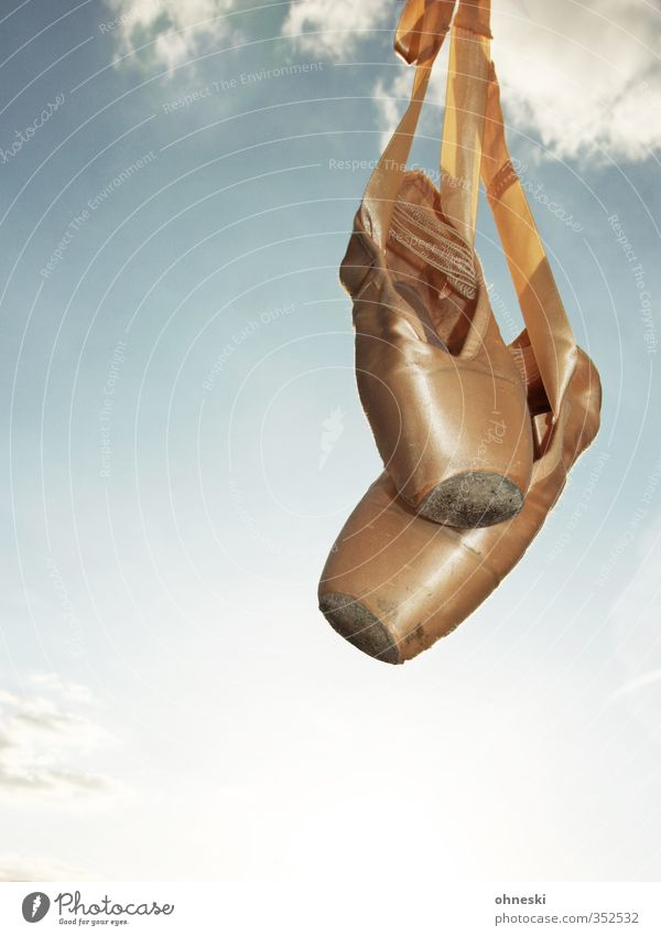 Sky Air Footwear Dance Elegant Esthetic Ballet Ease Ballet shoe