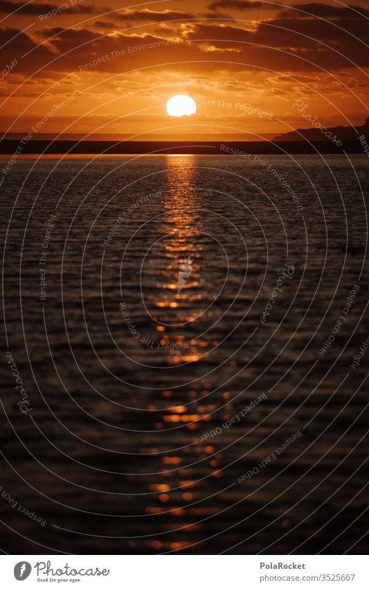 #As# Sun Gold Sunset Sunlight Sunbeam sunshine Clouds Evening evening mood Evening sun Sky Exterior shot Dusk Colour photo Deserted Nature Twilight