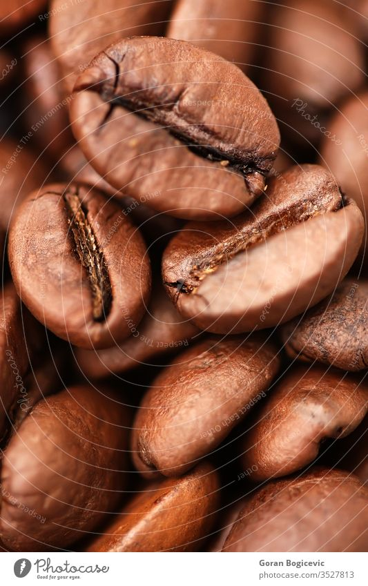 Coffee coffee beans grains drink food detail macro close-up background texture