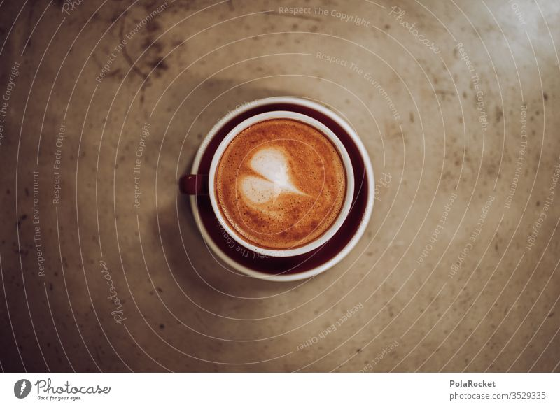 #AS# A heart for coffee Coffee Morning grouchiness Detail Coffee table barista latte type Delicious Hot drink Coffee break To have a coffee Coffee cup Cup