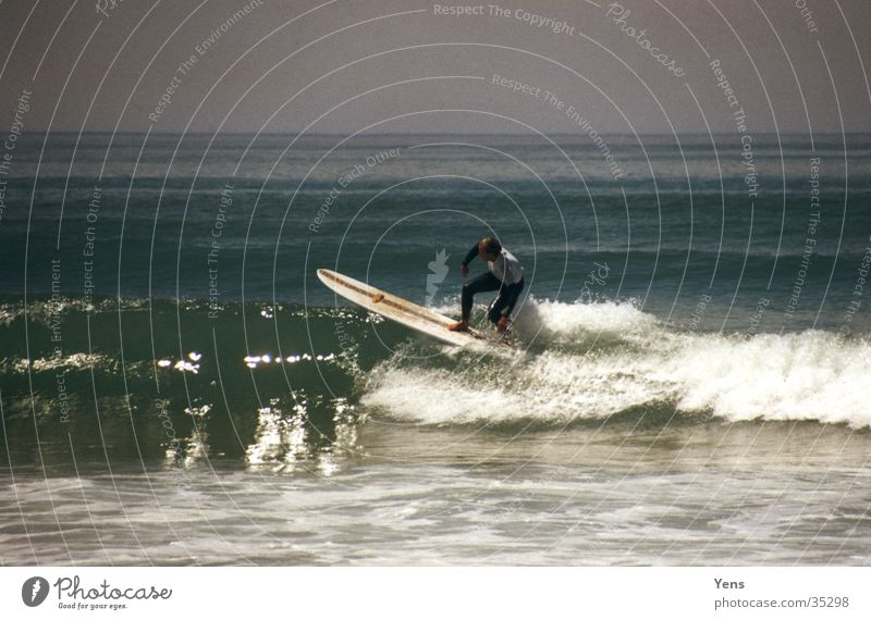 Water Blue Ocean Waves Surfing Surfer Surfboard Extreme sports