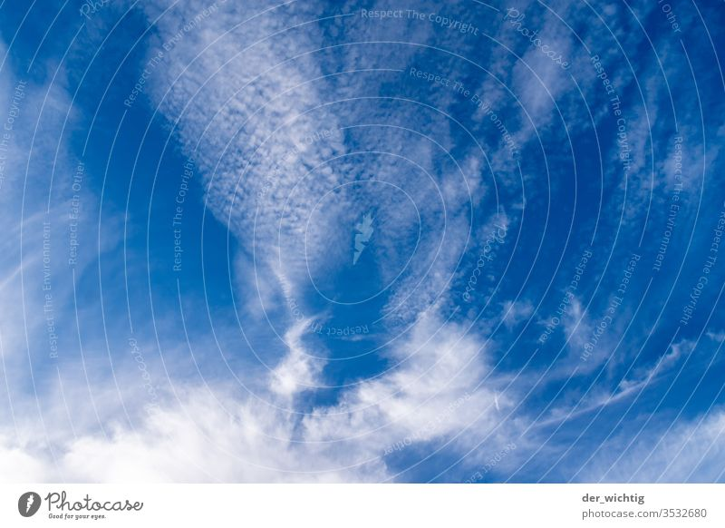 Sky and clouds Clouds Beautiful weather Worm's-eye view Deserted Environment Day Nature Colour photo Infinity Cloud formation Mountain cloud Clouds in the sky