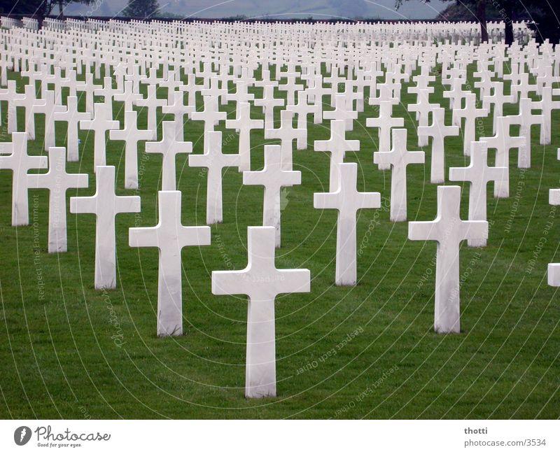 Death Back Historic War Soldier Cemetery Grave