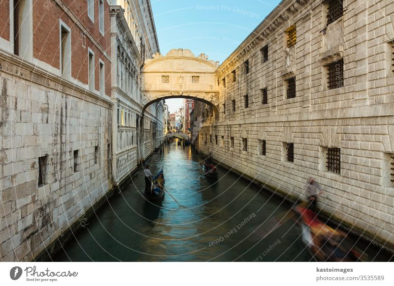 Bridge of Sighs, Venice, Italy. italy venice canal tourism bridge venezia water italian european palace attraction famous travel architecture sighs boat