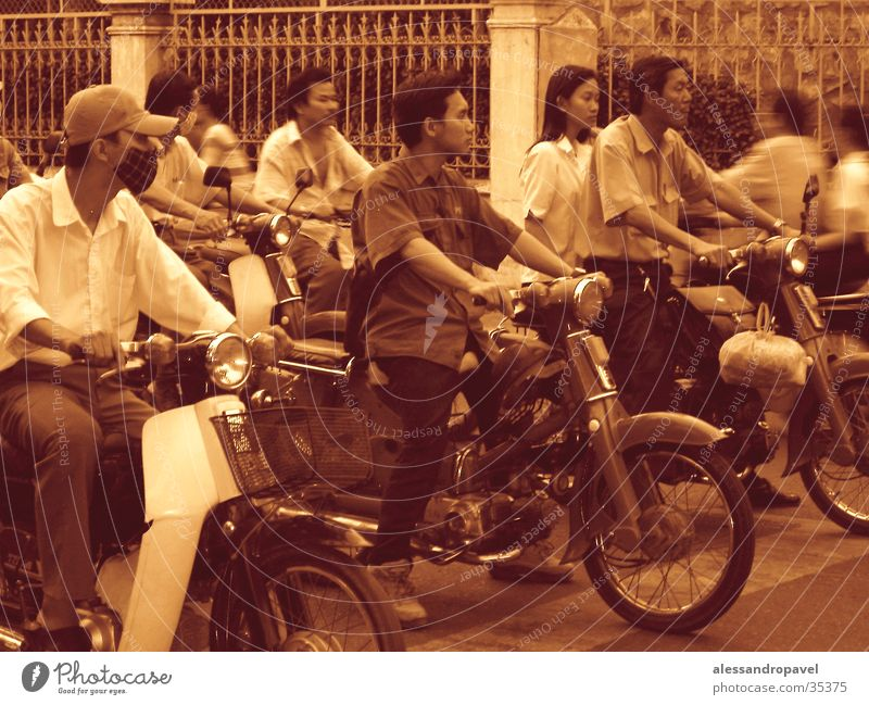 Streets of Saigon Muddled Success In the thick of it instead of just being there