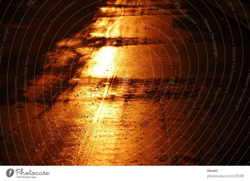 street@night Night Long exposure Street Lighting