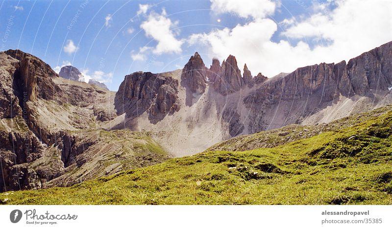 Mountain Tripod Dolomites