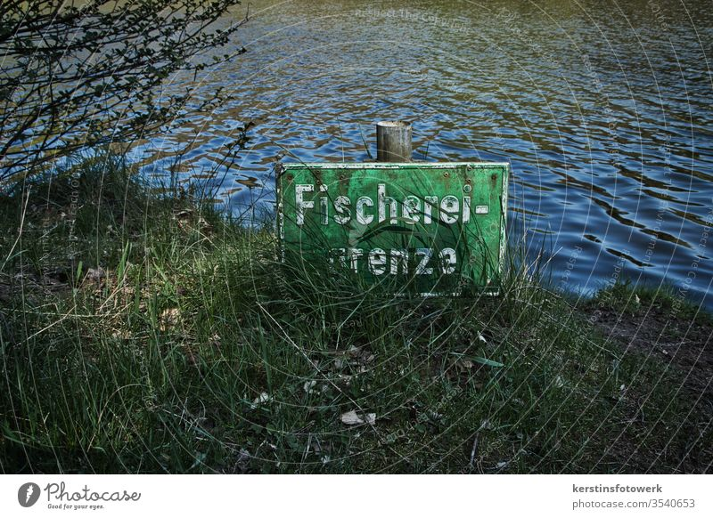 Fishing limit at the pond #Lettering #Book Letters (alphabet) #Word #Text #Sign lettering #Signs Signs and labeling #Language #Message #Come communication