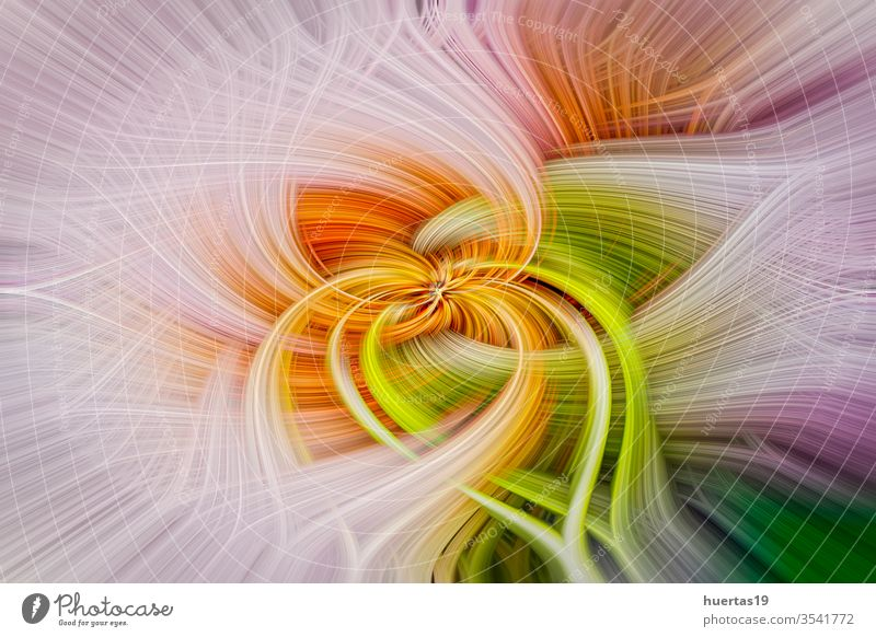 Abstract colorful background pattern abstract design texture backdrop motion bright vibrant Light wave illustration Colour paint art swirl new shape curve