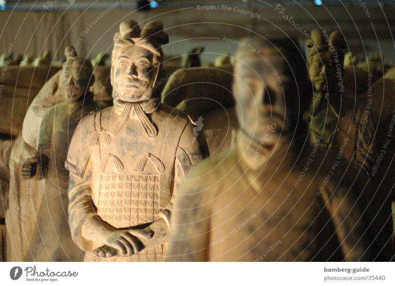 Terracotta2 China Historic Exhibition Nuremberg