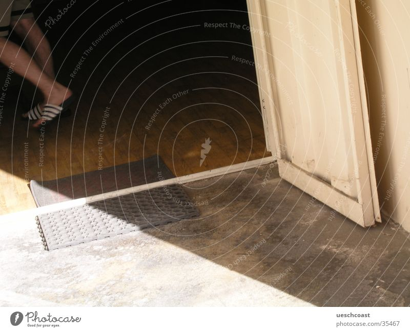 Feet Legs Door Europe Floor covering