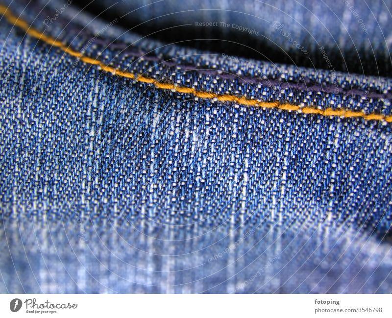 Denim background Cotton plant denim cotton jeans Pants garments cult Iconic Washed out Cloth textile Textiles blue template Blue background weave Material
