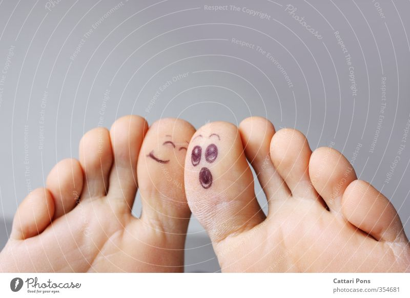 Human being Naked Face Love Funny Bright Feet Friendship Crazy Simple Soft Uniqueness Touch Toes Like Marvel