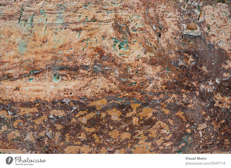 Abstract detail of a red travertine marble texture abstract limestone color outdoor exterior outdoors urban background material textural cracked natural part