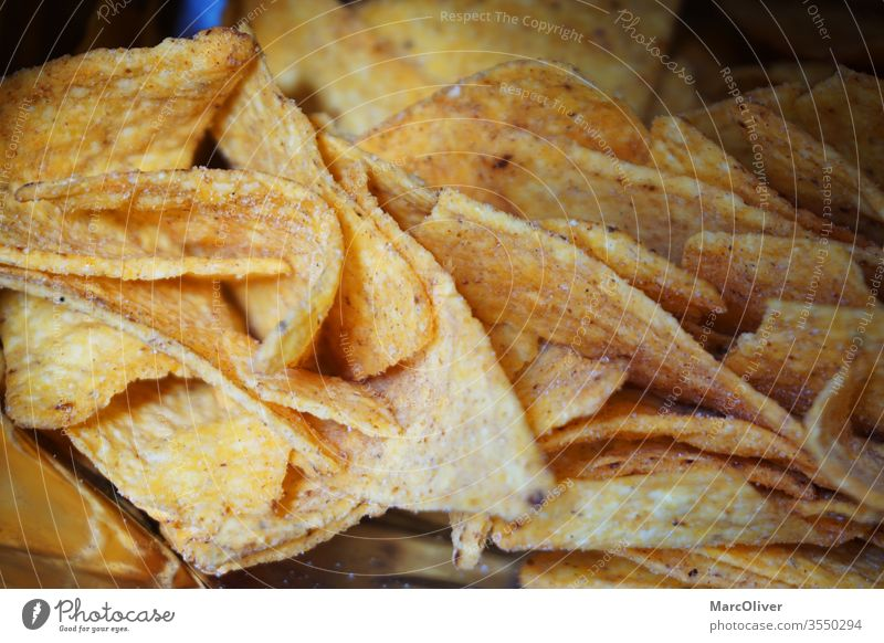 Tortilla Chips Nachos tortilla tortilla chips nachos Food Meal Snack Close-up Tasty Colour photo Potatoes Rustic Delicious snacks scarce resources Mexican
