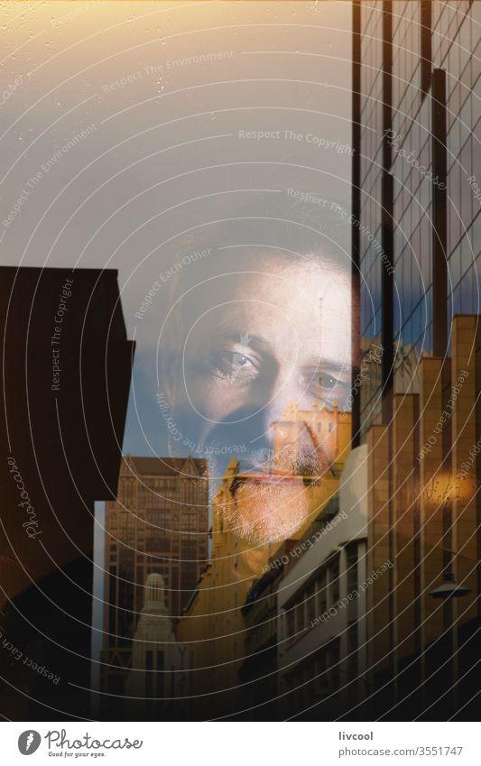 adult man homebound by coronavirus covid-19 sky steam steamy window indoor interior raining locked sad sadness blue loneliness allure stay home hands edifice