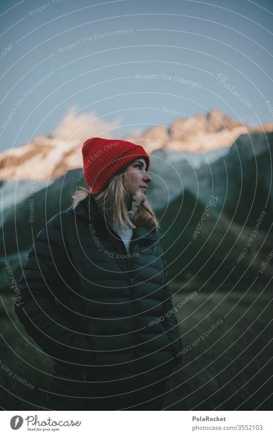 #As# Moment of Silence hiking trail Peak Wanderlust Femininity feminine Woman outdoor Force Tourism New Zealand Landscape Mountain Vacation & Travel wanderlust