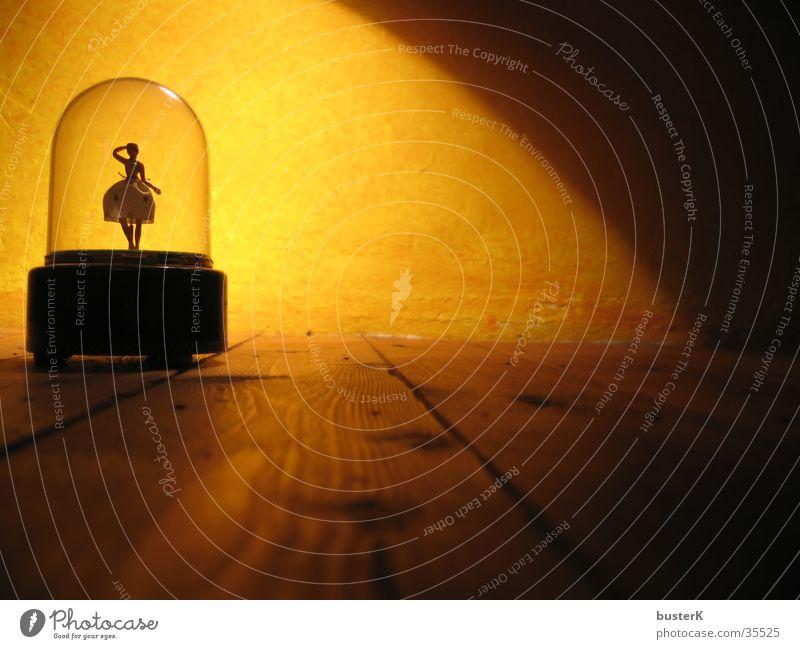 music box Music box Light Mechanics Obscure Doll Seltam Dance