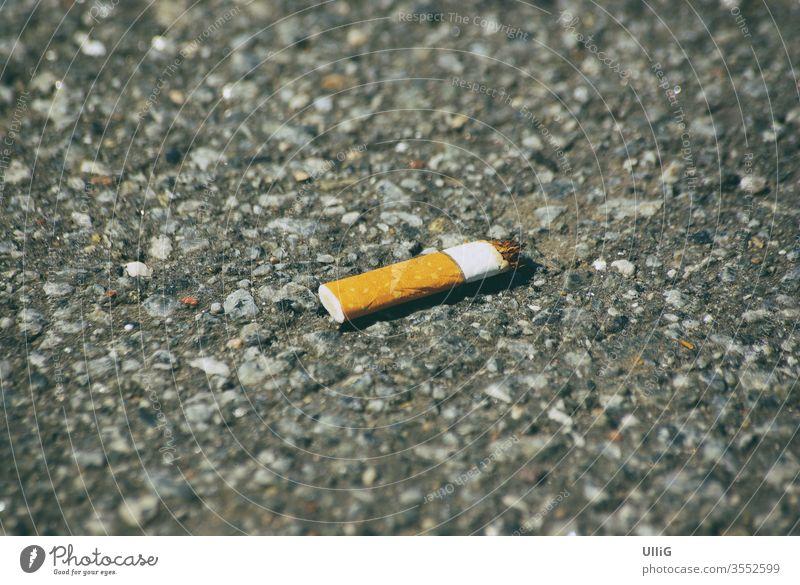 The last cigarette or just a burnt-out cigarette butt? Cigarette smoking Smoking lobby Anti-smoking lobby wean withdrawal cure break with stop Cigarette smoke