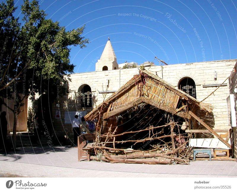 Egypt - Christmas crib Manger Moral