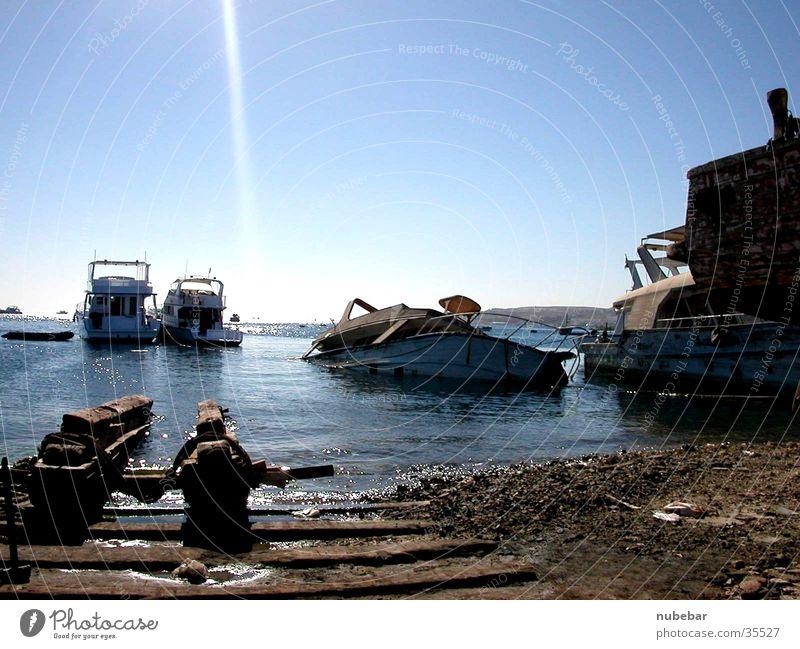 Ocean Watercraft Contentment Egypt