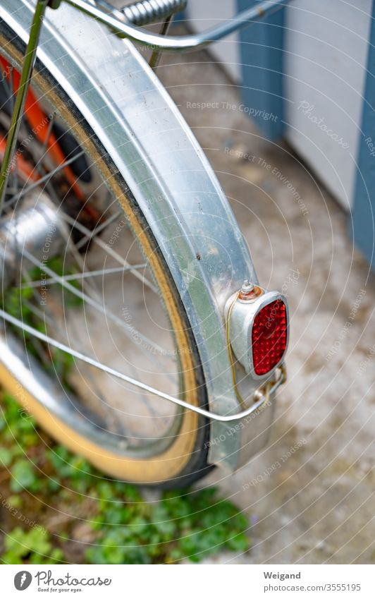 Bicycle Rear light Folding bicycle Light Wheel Transport Red Stop Behind