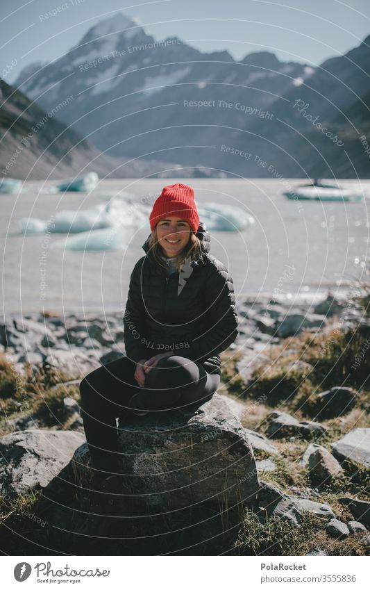 #As# Icy day Trip Mountain range Adventure Environment Colour photo cap girl road trip Travel photography travel voyager Itinerary destination Traveling hikers
