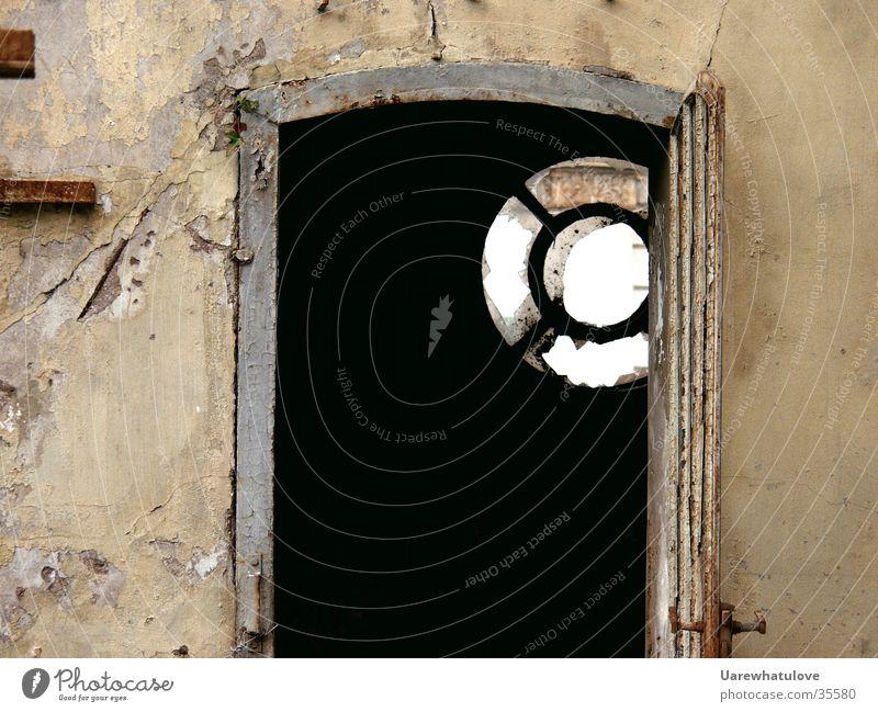 Old Dark Wall (building) Window Wood Architecture Door Open Deep Ruin Crack & Rip & Tear Doorframe
