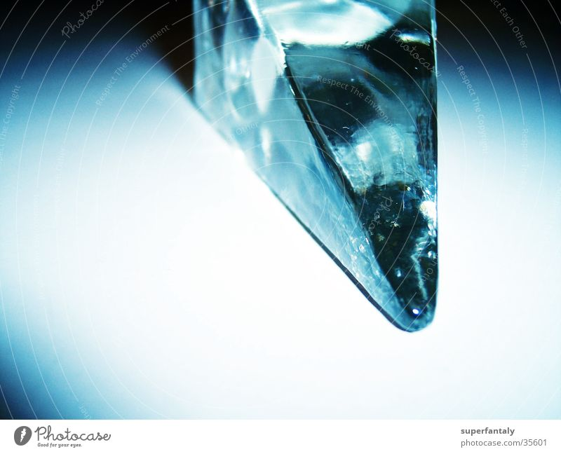 Blue Glass Point Turquoise Crystal structure Cyan Indicate Photographic technology