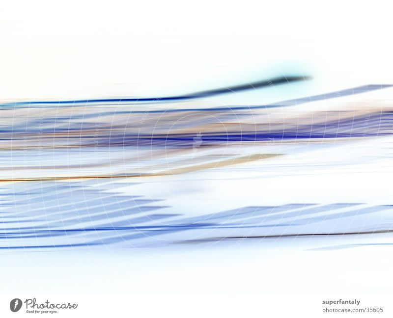 White Blue Movement Line Background picture Cyan Photographic technology