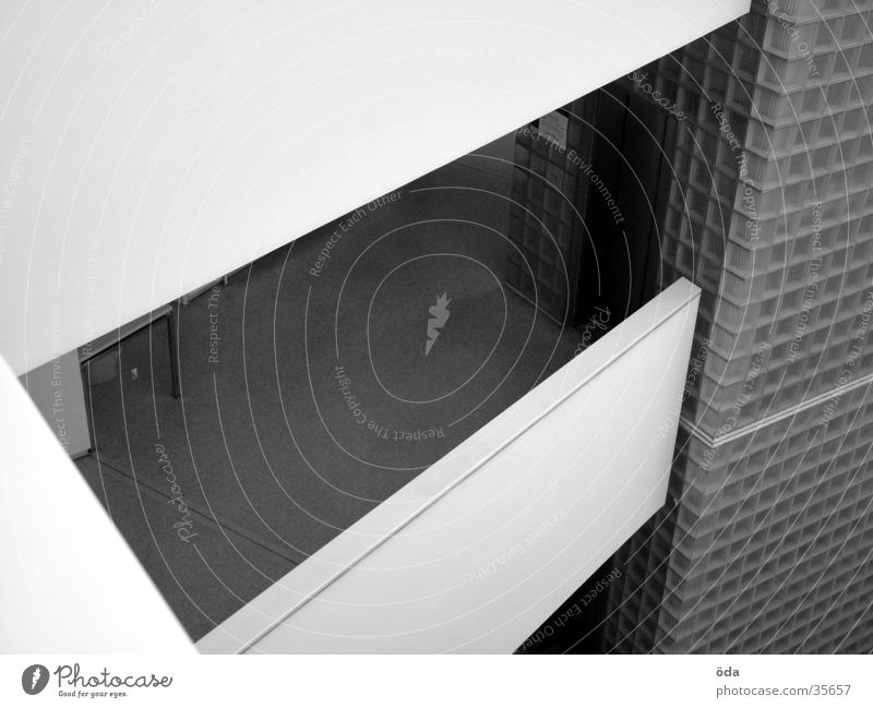 Building Architecture Glass Modern Story Stick Elevator