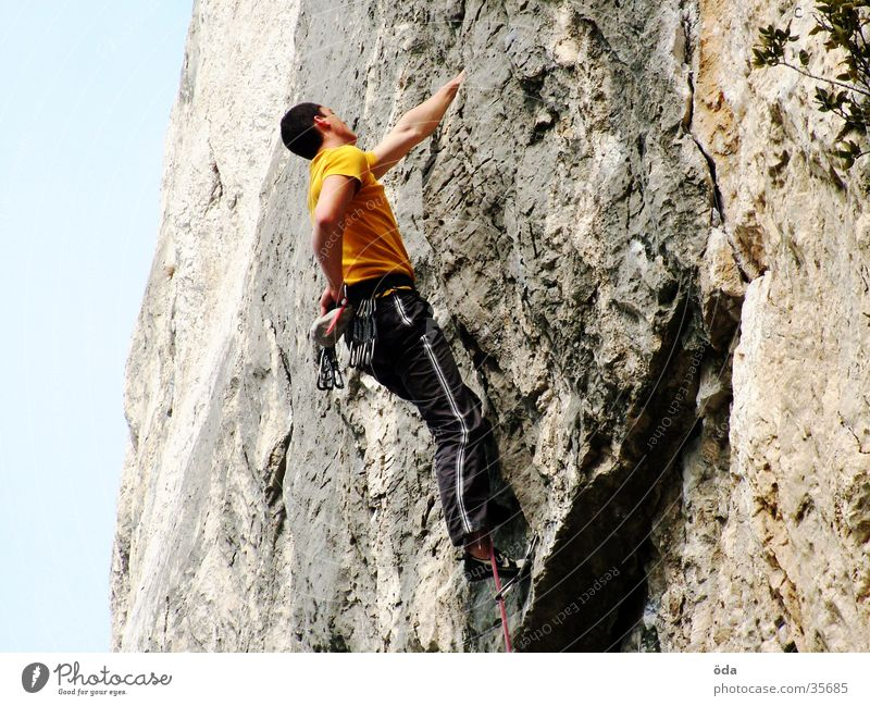 Tom Climb Wall (building) Rescue Door handle Extreme sports Climbing Rock Rope chalk Catch Power