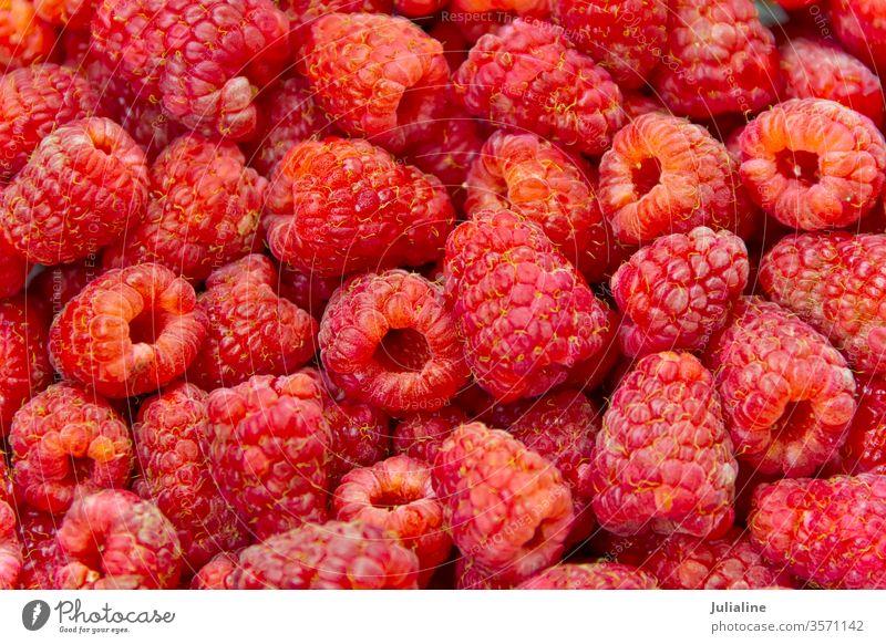 Background raspberry sweet food vegetarian red healthy raw organic freshness garden stuff