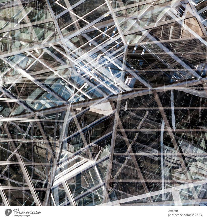 Window Architecture Style Line Metal Facade Design Elegant Modern Glass Perspective Crazy Uniqueness Futurism Hip & trendy Chaos
