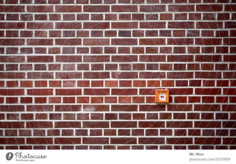 emergency room Fire alarm Alarm Wall (barrier) Emergency call Exterior shot Safety Facade Wall (building) Threat Emergency alarm Technology Fear Switch