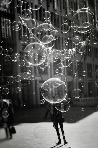 The Bubble Man soap bubbles Many Soap Bubble Man Joy Bubble world Leisure and hobbies fun
