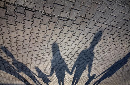 extended family Family Shadow Family & Relations Related Trust Domestic happiness Family outing Shadow play Attachment Together Life Group luck Father Mother