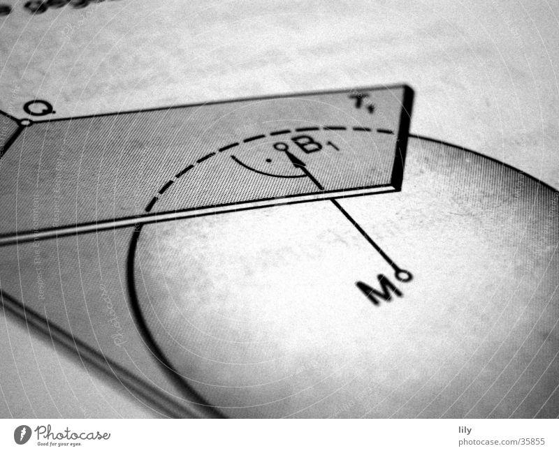 School Level Science & Research Middle Sphere Mathematics Education Black & white photo School books