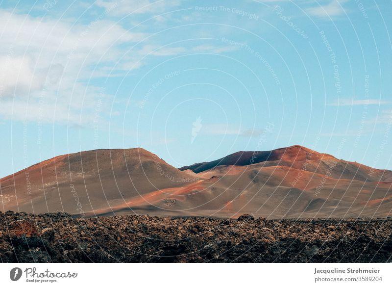 Montañas del Fuego, Timanfaya National Park, Lanzarote, Spain Fuego mountains National Park of Timanfaya Mountains of Fire Canary Islands Canaries Volcano