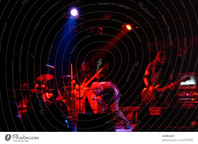 Live in concert Loud Concert Music nail cocert impact image