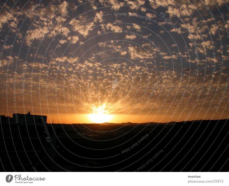 Sun Clouds Europe Gran Canaria