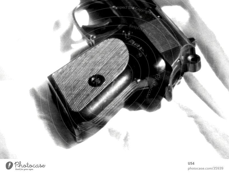Death Dangerous Threat Obscure Handgun Informer Weapon National security