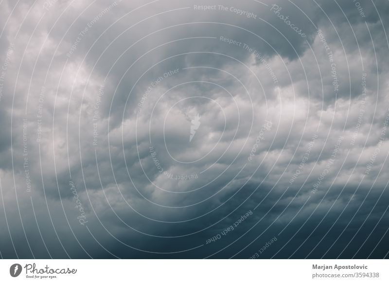 View of the stormy clouds in the sky environment air landscape view background wind disaster mystical dangerous cyclone abstract mystery atmosphere scenic