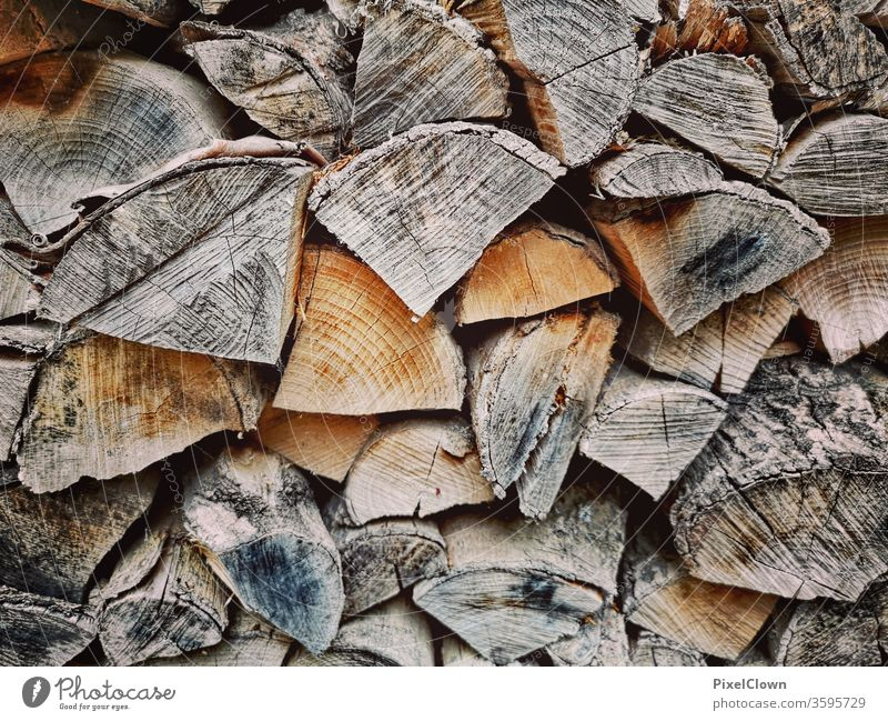 Firewood Firewood, wood, nature, Wood Nature Forestry Colour photo Stack of wood Tree Fuel