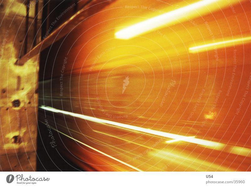 Vacation & Travel Transport Railroad Speed Dangerous Lawn Threat Tunnel Underground