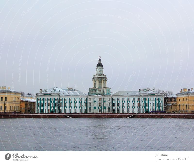 Exterior in Sankt Petersburg exterior building Russia decoration embankment river history wall architecture house style revival city Europe palace ornate